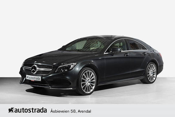 Mercedes-Benz CLS CLS250d 4MATIC Coupe AMG STYLING-LAV.KM**
