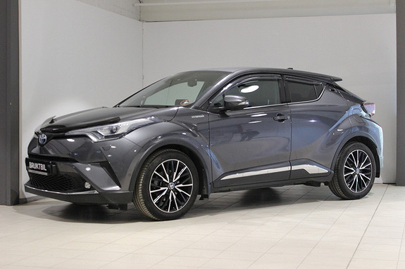 Toyota C-HR 1,8 WT-i Hybrid Supreme Tech Skinn, JBL premium sound++  2017, 60500 km, kr 294000,-