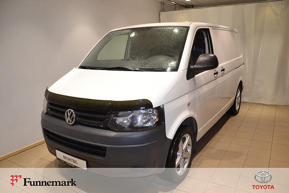 Volkswagen Transporter 2,0 TDI 140hk 4Motion u/vindu Dieselvarmer med timer  2012, 140000 km, kr 158000,-