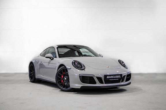 Porsche 911 991.2 C4 GTS/PDK/PDCC/Burmeister/Porsche Approved  2017, 6500 km, kr 1649999,- image