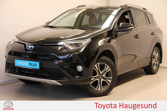 Toyota RAV4 Hybrid AWD Executive  2017, 45 910 km, kr 399 000,-