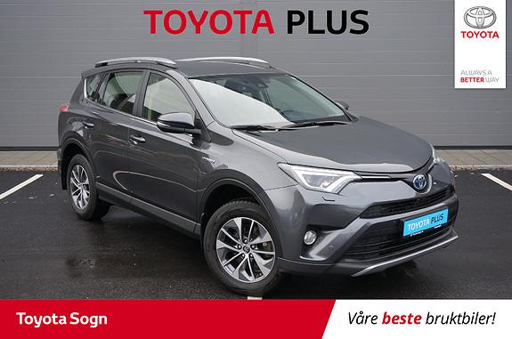Toyota RAV4 Hybrid 4WD Active S  2018, 39029 km, kr 399000,-