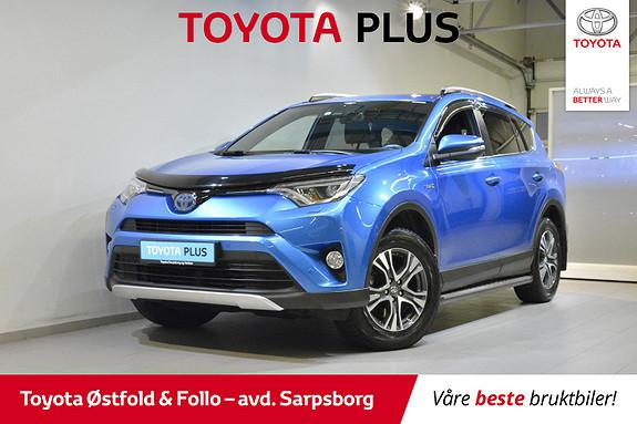 Toyota RAV4 Hybrid 2WD Active Style , HENGERFESTE,  2016, 77000 km, kr 318000,-