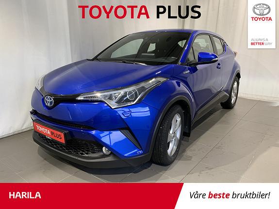 Toyota C-HR 1,8 WT-i Hybrid Active  2017, 60894 km, kr 289000,-