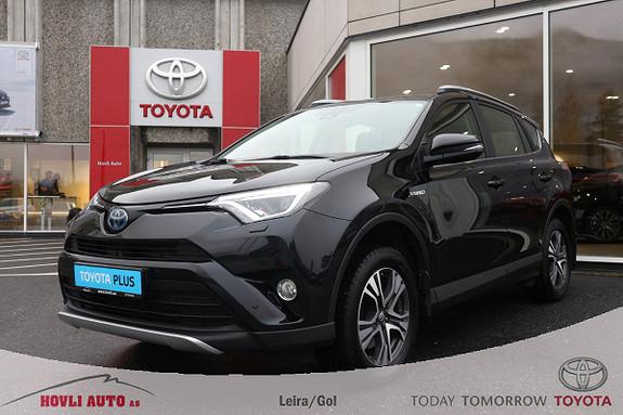Toyota RAV4 Hybrid 4WD Active S Godt vedlikeholdt/Antirustbehandlet  2016, 48200 km, kr 359900,-