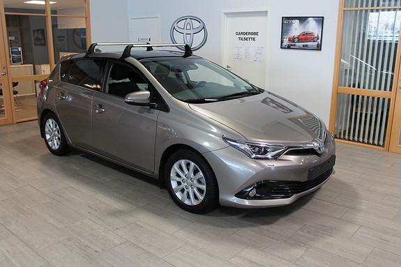 Toyota Auris 1,8 Hybrid E-CVT Executive **SJEKK PRISEN**KAMPANJE  2016, 46000 km, kr 179000,-