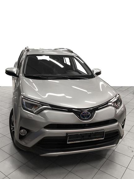 Toyota RAV4 Hybrid AWD Executive **MYE UTSTYR **LAV KM***  2017, 27000 km, kr 419000,-
