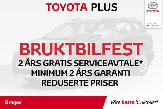 Toyota RAV4 Hybrid AWD Executive Skinn, Krok, Adapt.Cruise, Navi++  2016, 79400 km, kr 355000,-