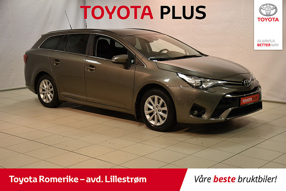 Toyota Avensis Touring Sports 1,8 Active  2016, 43 000 km, kr 249 000,-