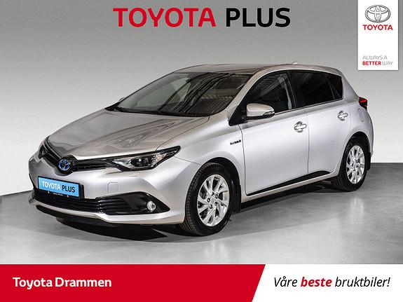 Toyota Auris 1,8 Hybrid E-CVT Sport Vision  2018, 45255 km, kr 235000,-