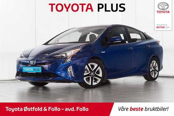 Toyota Prius 1,8 VVT-i Hybrid Executive / Varmer /  2016, 33074 km, kr 219999,-