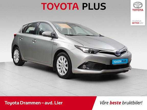 Toyota Auris 1,8 Hybrid E-CVT Active+  2015, 84790 km, kr 169000,-