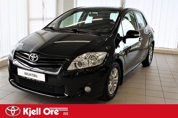 Toyota Auris 1,4 D-4D (DPF) Advance hengerf. Parksensor ++  2011, 141081 km, kr 79000,-
