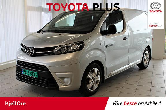 Toyota Proace 1,6 D 95 Basic L0H1  2018, 16500 km, kr 229000,-