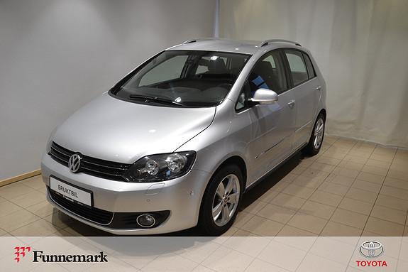 Volkswagen Golf Plus 1,6 TDI 105hk Highline BMT DSG  2012, 124200 km, kr 98000,-