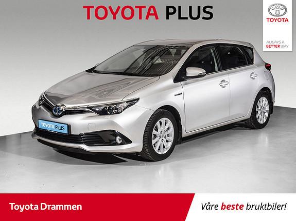 Toyota Auris 1,8 Hybrid E-CVT Active  2016, 20055 km, kr 195000,-
