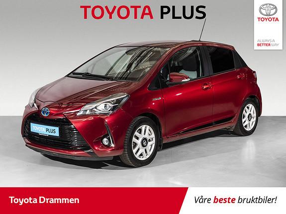 Toyota Yaris 1,5 Hybrid Active  2018, 50475 km, kr 185000,-