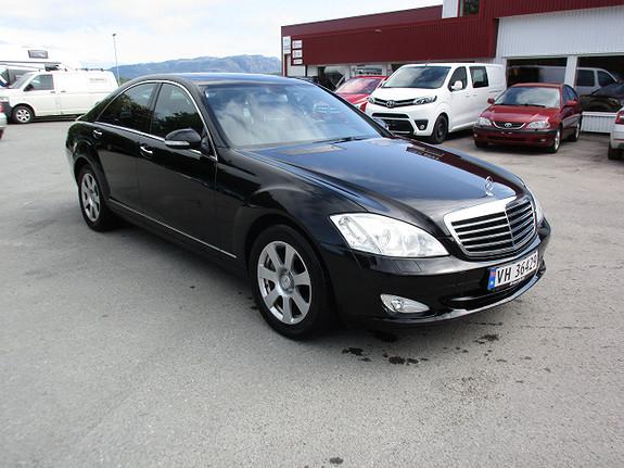 Mercedes-Benz S-Klasse S 320 CDI  2007, 259000 km, kr 249900,-