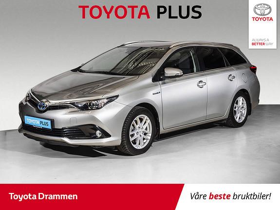 Toyota Auris Touring Sports 1,8 Hybrid Active  2018, 35950 km, kr 246000,-