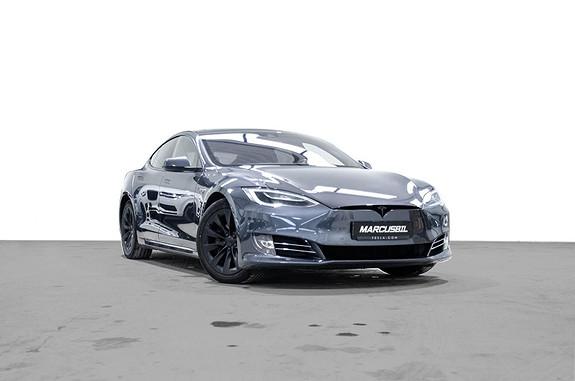 Tesla Model S 90D AP1/NEXT GEN SKINN/LUFT/GRATIS LADING  2016, 88500 km, kr 579999,- image