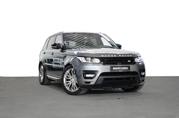 Land Rover Range Rover Sport HSE 3.0D TDV6/211HK/ACC/Navi/PANO/DAB/EL.KROK/7S  2014, 115000 km, kr 629999,- image