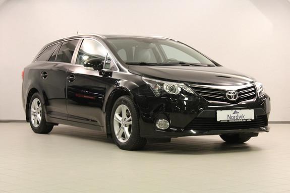 Toyota Avensis 2,0 D-4D 124hk Premium  2012, 76163 km, kr 169000,-