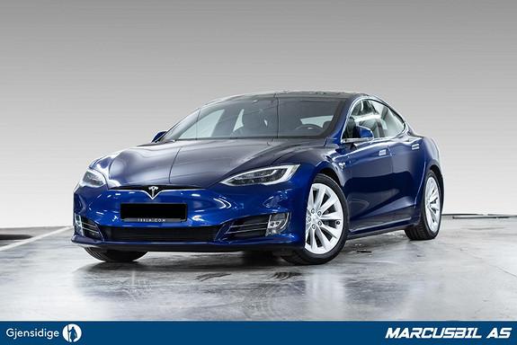 Tesla Model S 100D FSD/LUFT/SOLTAK/VINTER/KARBON  2017, 49050 km, kr 629999,- image