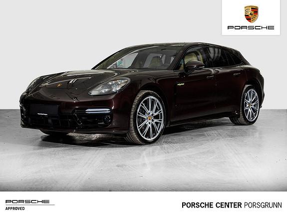 Porsche Panamera 4 E-Hybrid Sport Turismo  2018, 14500 km, kr 1399000,-