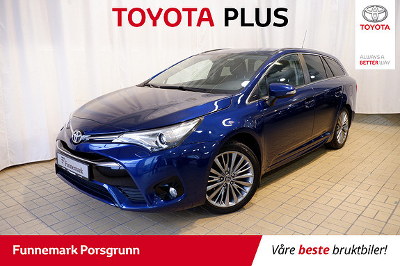 Toyota Avensis Touring Sports 1,8 Active Style M-drive 7S  2016, 55885 km, kr 249000,-