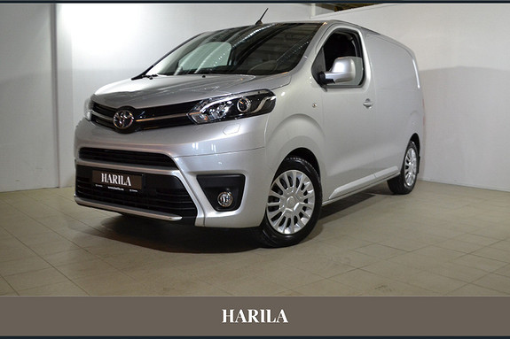 Toyota Proace 1,6 D 95 Comfort Compact L0H1  2017, 13820 km, kr 219000,-