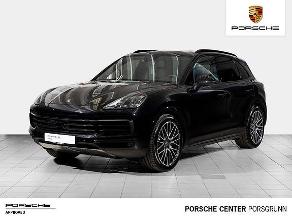 Porsche Cayenne S LED Matrix/Panorama/BOSE  2018, 9500 km, kr 1399000,-