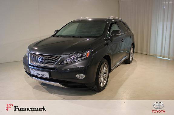 Lexus RX450h Premier  2011, 167200 km, kr 329000,-