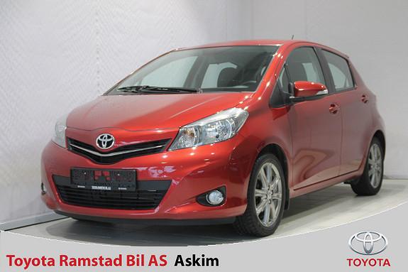 Toyota Yaris 1,33 Style Multidrive S Navikampanje  2012, 54000 km, kr 115000,-