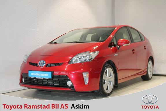 Toyota Prius 1,8 VVT-i Hybrid Executive  2013, 79500 km, kr 139000,-