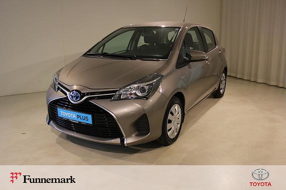 Toyota Yaris 1,5 Hybrid Active e-CVT  2015, 51600 km, kr 150000,-