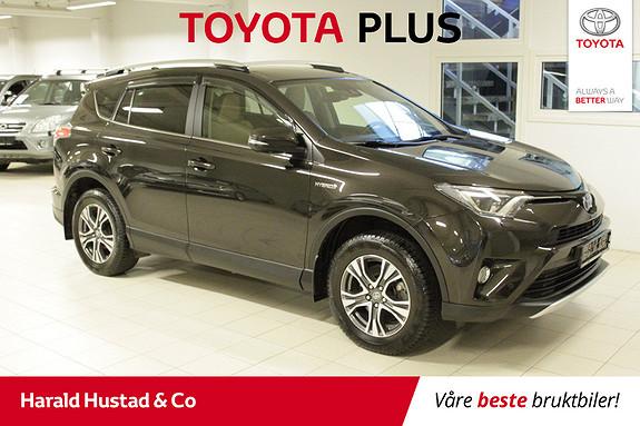 Toyota RAV4 Hybrid 2WD Executive , SERVICEAVTALE 3 ÅR;  2016, 51523 km, kr 349000,-