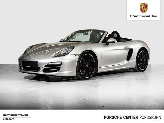 Porsche Boxster 2,7 211hk  2013, 61000 km, kr 619000,-