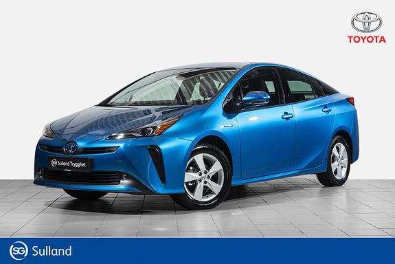 Toyota Prius 1,8 VVT-i Hybrid AWD-i Executive topp modell-alt utstyr  2019, 8000 km, kr 355000,-
