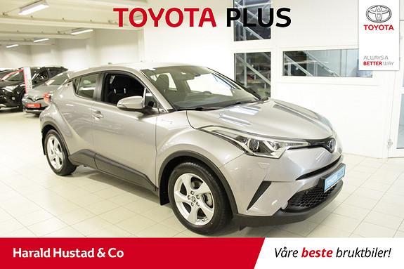 Toyota C-HR 1,8 WT-i Hybrid Active , 3 ÅRS SERVICEAVTALE,  2017, 29097 km, kr 269000,-