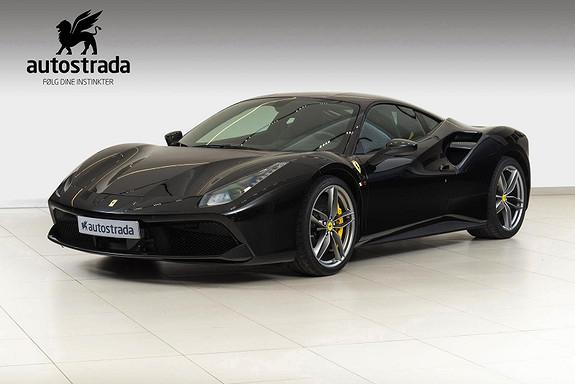 Ferrari 488 GTB 670 HK  2016, 33500 km, kr 2649000,-