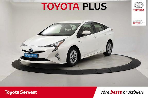 Toyota Prius 1,8 VVT-i Hybrid Active  2016, 41175 km, kr 209000,-