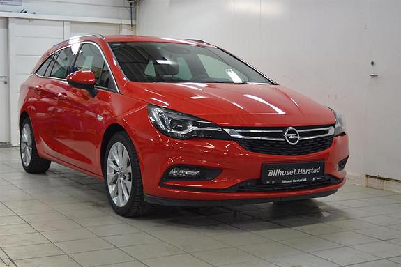 Opel Astra 1.4 Turbo 150HK Premium, Automat, Hengerfeste, Skinn, N  2018, 58000 km, kr 249000,-