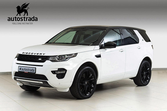 Land Rover Discovery Sport 2.2  TD4 HSE Black Pack