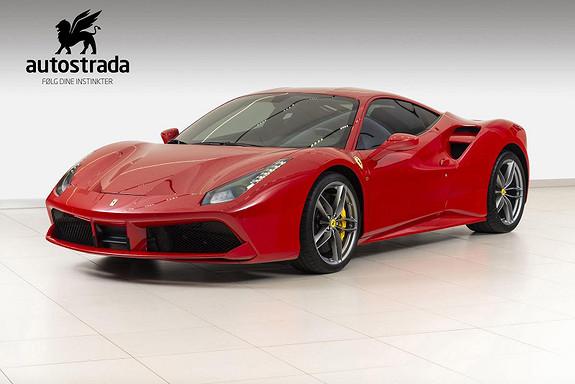 Ferrari 488 GTB 670 HK