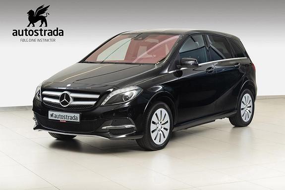 Mercedes-Benz B-Klasse Electric Drive  2015, 44000 km, kr 159000,-