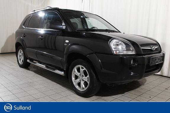 Hyundai Tucson 2,0 CRDI Comfort 4WD Billigbil - EU ok til 28.02.2021  2009, 185000 km, kr 48775,-