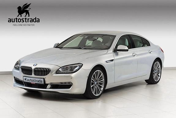 BMW 6-serie 640iA Gran Coupe Individual