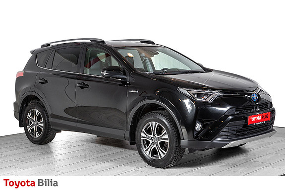 Toyota RAV4 Hybrid 2WD Executive Topputstyrt, automat  2017, 51320 km, kr 339000,-