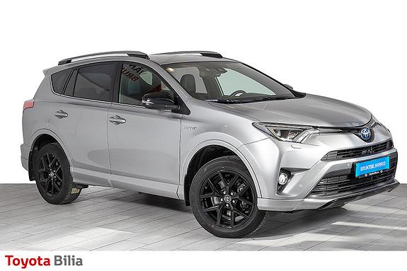 Toyota RAV4 2.5 Hybrid automat, spesiell Color utgave , MYE UTSTYR,  2018, 58655 km, kr 382000,-