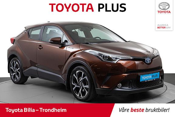 Toyota C-HR 1,8 WT-i Hybrid Active  2017, 66726 km, kr 279900,-